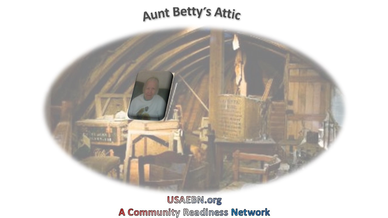 Aunt Betty Attic